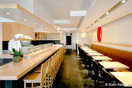 Sushi Katsuei, New York, NY