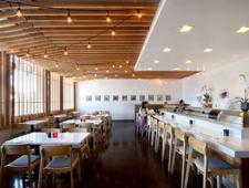 Dining Room at Sushi Noguchi, Yorba Linda, CA