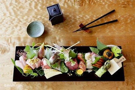 Sushi Ran, Sausalito, CA