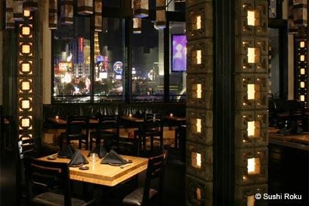Sushi Roku, Las Vegas, NV