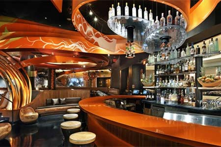 SUSHISAMBA, one of the Top 10 Happy Hour Restaurants in Las Vegas