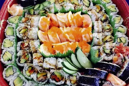 Sushi to Dai For