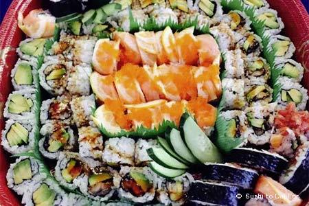 Sushi to Dai For, San Rafael, CA