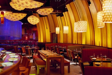 Dining Room at SushiSamba Rio, Chicago, IL