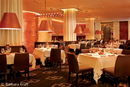 Dining Room at SW Steakhouse, Las Vegas, NV