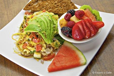 Swami's Cafe, Encinitas, CA