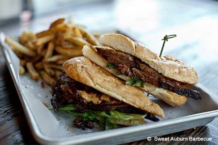 Sweet Auburn Barbecue, Atlanta, GA