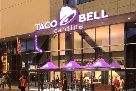 Taco Bell Cantina, Las Vegas, NV