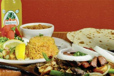 Taco Haven, San Antonio, TX