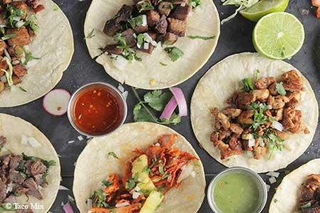 Taco Mix, New York, NY