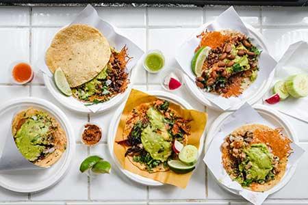 Tacos 1986, Los Angeles, CA