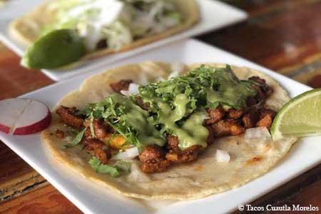 Tacos Cuautla Morelos