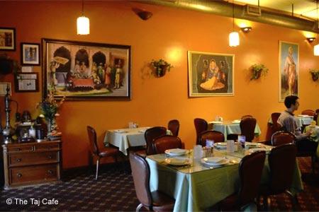 The Taj Cafe