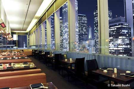 Takami Sushi & Robata Restaurant + Elevate Lounge, Los Angeles, CA