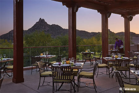 Dining Room at Talavera, Scottsdale, AZ