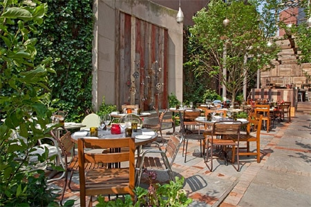 Celebrate Mother's Day with brunch at Talula's Garden in Philadelphia
