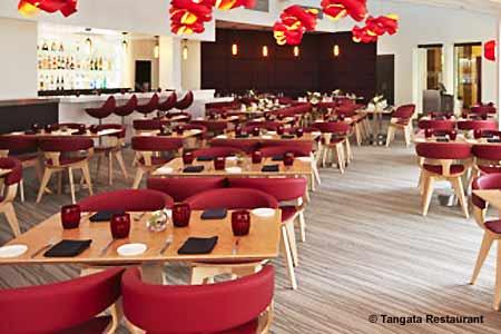 Tangata Restaurant, Santa Ana, CA