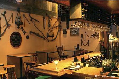 Dining Room at Tanner Jacks, Arroyo Grande, CA