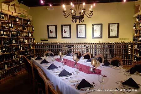 Tannins Restaurant & Wine Bar