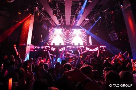 TAO Nightclub, Las Vegas, NV