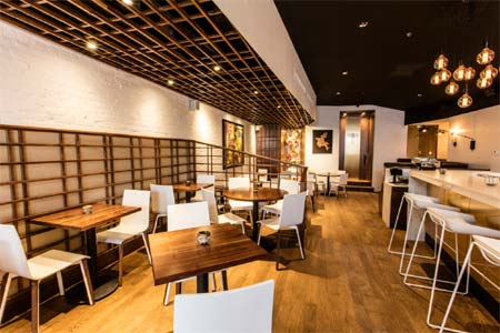 Tapestry offers global fare from chef Suvir Saran