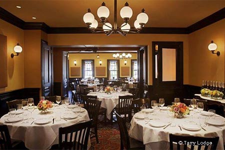 Dining Room at Tarry Lodge, Port Chester, NY