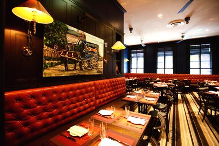 Dining Room at Tavern 62 by David Burke, New York, NY