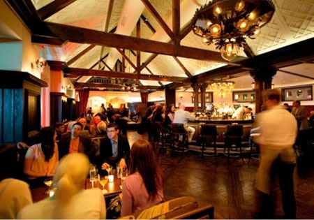 Tavern on the Green has re-opened