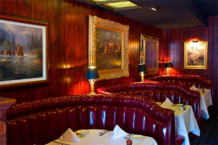 Dining Room at Taylor