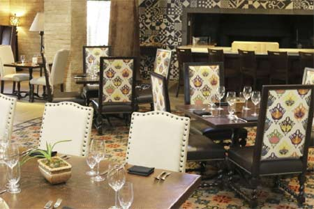 T. Cook's is one of GAYOT's Best Romantic Restaurants in Phoenix/Scottsdale