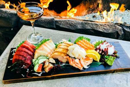 Ten Asian Bistro & Sushi Bar, Newport Beach, CA