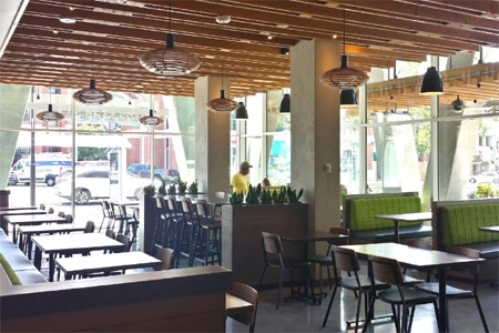 Tender Greens has opened in Glendale