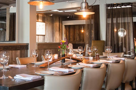 Terrapin Crossroads serves a prix-fixe family dinner every Monday night