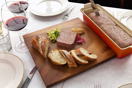 Terrine features the cuisine of chef Kris Morningstar
