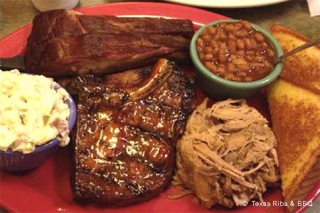 Texas Ribs & BBQ