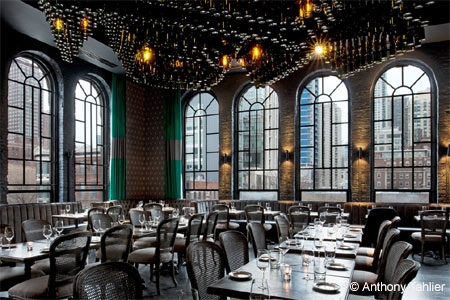 Dining Room at The Boarding House, Chicago, IL