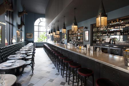 The Cavalier, one of GAYOT's Top 10 Happy Hour Bars & Restaurants in San Francisco