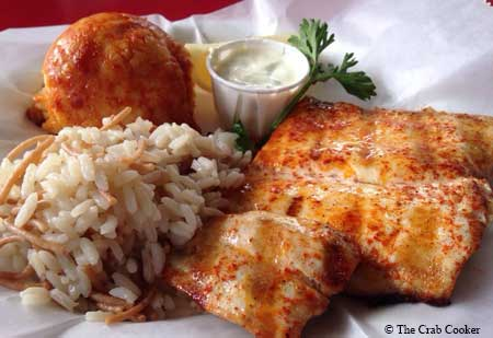 The Crab Cooker, Tustin, CA