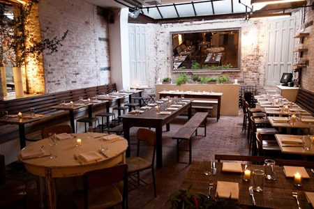 Celebrate St. Patrick's Day at The Fat Radish in New York