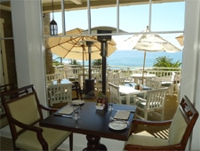 Dining Room at The Loft, Laguna Beach, CA