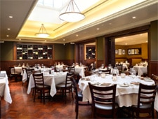Dining Room at The Palm, London,