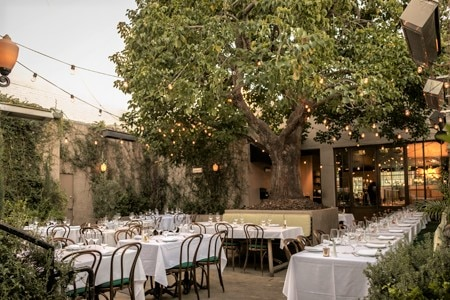 Discover LA's best restaurants for Summer 2017