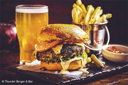 Thunder Burger & Bar, Washington, DC
