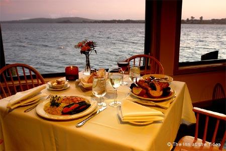 Tides Wharf Restaurant, Bodega Bay, CA