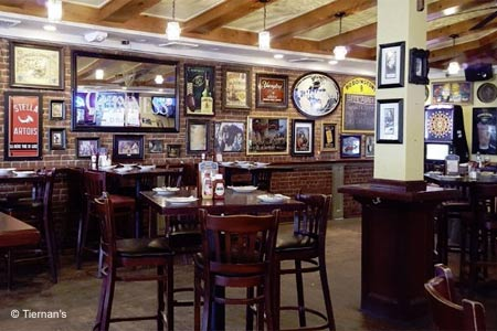 Tiernan's Bar & Restaurant, Stamford, CT