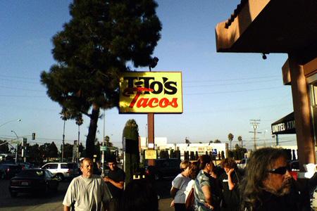 Tito's Tacos, Culver City, CA