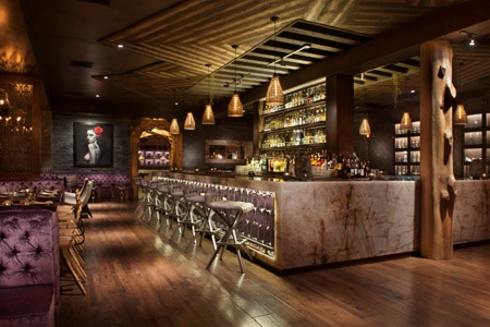 Toca Madera in Los Angeles is a sexy ode to modern Mex