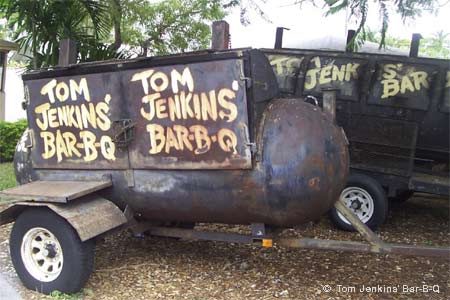 Tom Jenkins' Bar-B-Q, Fort Lauderdale, FL