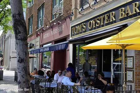 Tom's Oyster Bar, Royal Oak, MI