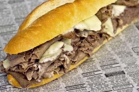 Tony Luke's Old Philly Style Sandwiches, Philadelphia, PA